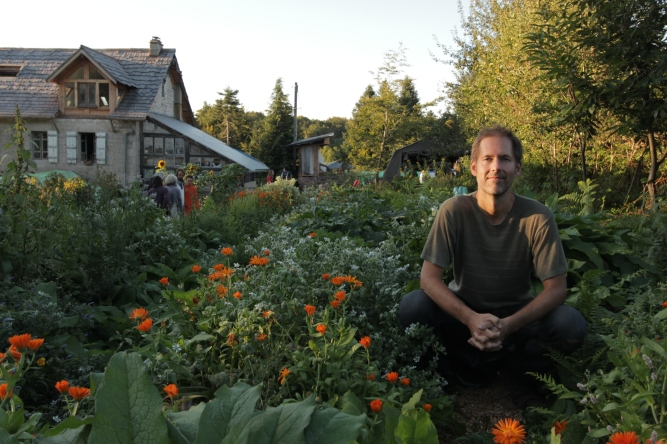 me in france garden